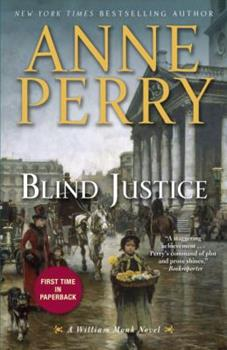 Blind Justice 0345536703 Book Cover