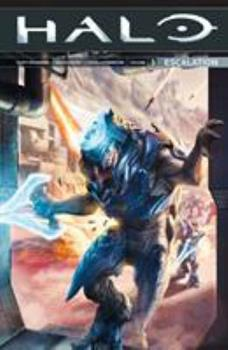 Halo: Escalation Volume 3 - Book  of the Halo Graphic Novels