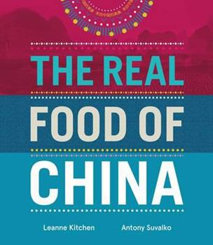 The Real Food of China 1742705308 Book Cover