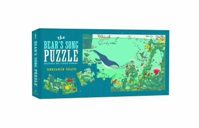 The Bear's Song Puzzle - Book  of the Little Bear and Papa Bear