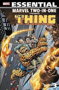 Essential Marvel Two-in-one: v. 3 - Book  of the Essential Marvel