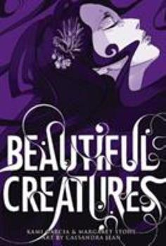 Beautiful Creatures: The Manga 0316182710 Book Cover