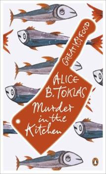 Mass Market Paperback Red Classics Great Food Murder in the Kitchen Book