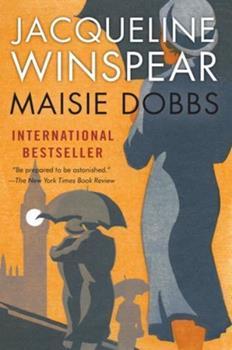 Paperback Maisie Dobbs Book