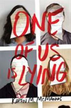 Paperback One of Us Is Lying Book