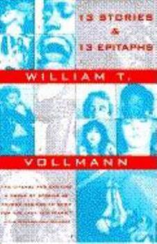 Thirteen Stories and Thirteen Epitaphs 0802133959 Book Cover
