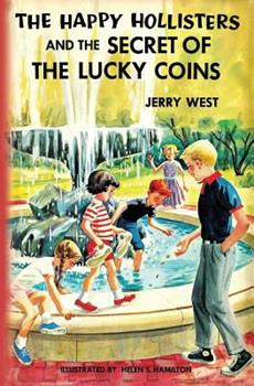 The Happy Hollisters and the Secret of the Lucky Coins - Book #22 of the Happy Hollisters