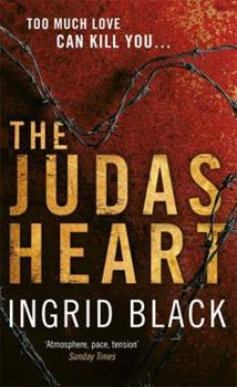 The Judas Heart - Book #3 of the Saxon & Fitzgerald Mysteries