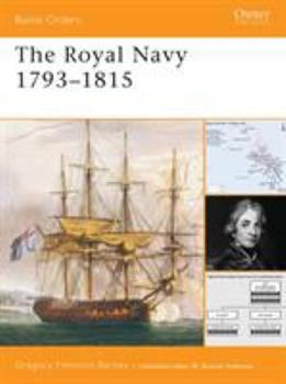 Royal Navy 1793-1815 - Book #31 of the Osprey Battle Orders
