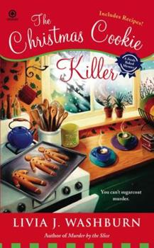 The Christmas Cookie Killer 0451225341 Book Cover