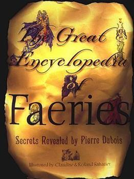 Hardcover The Great Encyclopedia Of Faeries Book