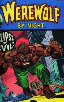 Essential Werewolf By Night Volume 2 TPB - Book  of the Essential Marvel