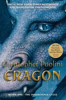 Eragon 0375826688 Book Cover