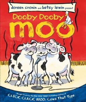 Board book Dooby Dooby Moo Book