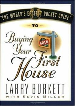Paperback The World's Easiest Pocket Guide to Buying Your First Home Book