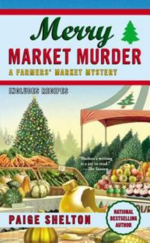 Merry Market Murder 0425252353 Book Cover
