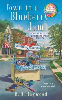 Town in a Blueberry Jam 0425232654 Book Cover