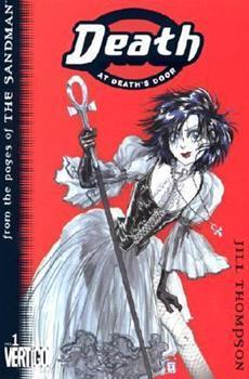 Death: At Death's Door 1563899388 Book Cover