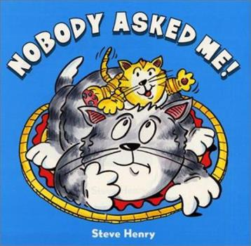Hardcover Nobody Asked Me! Book