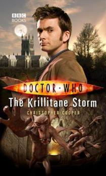 Doctor Who: The Krillitane Storm 1849907129 Book Cover