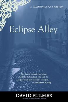 Eclipse Alley 0998643157 Book Cover