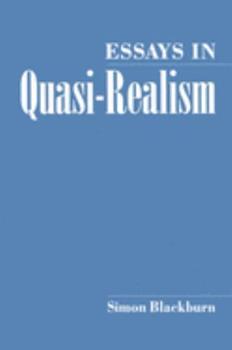 Essays in Quasi-Realism 0195082249 Book Cover