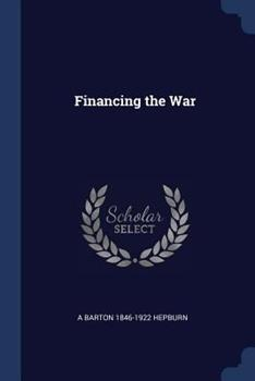 Paperback Financing the War Book
