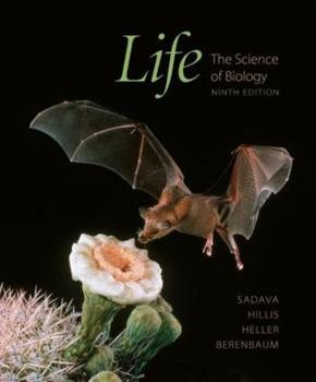 Hardcover Life : The Science of Biology Book