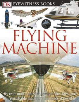 Flying Machine 0789457660 Book Cover