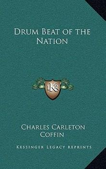 Hardcover Drum Beat of the Nation Book