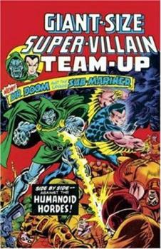 Super-Villain Team-Up - Book  of the Essential Marvel