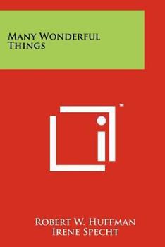 Paperback Many Wonderful Things Book