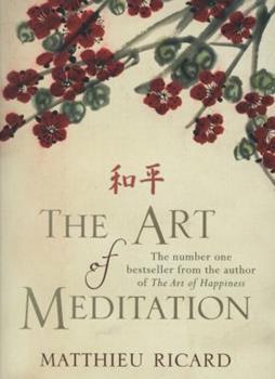 Paperback Art of Meditation Book