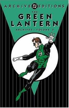 Green Lantern Archives, Vol. 5 (DC Archive Editions) - Book  of the DC Archive Editions