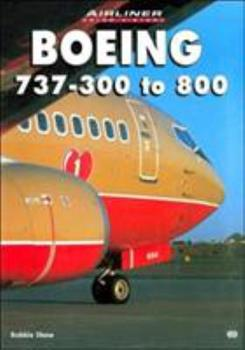 Boeing 737 - 300 to 800 0760306990 Book Cover