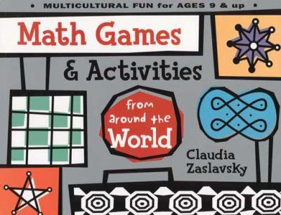 Math Games and Activities from Around the World 1556522878 Book Cover