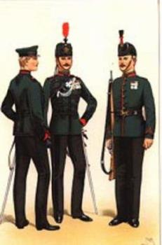 """Hardcover Annals of the King's Royal Rifle Corps: VOL 4 """"The K.R.R.C."""" 1872-1913 Book"""