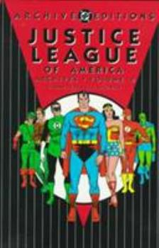 Justice League of America Archives, Vol. 2 - Book  of the DC Archive Editions