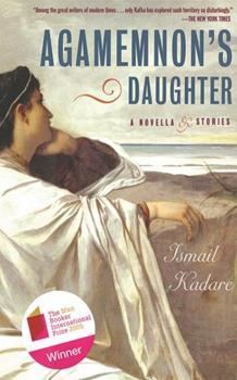 Vajza e Agamemnonit 1559707887 Book Cover