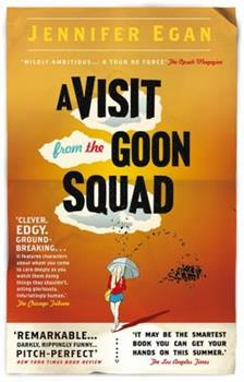 Paperback Visit from the Goon Squad Book