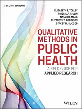 Paperback Qualitative Methods in Public Health: A Field Guide for Applied Research Book