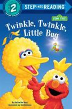 Paperback Twinkle, Twinkle, Little Bug (Sesame Street) Book