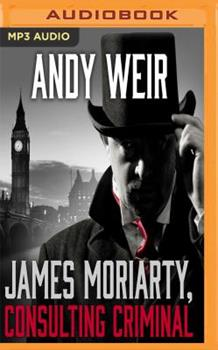 MP3 CD James Moriarty, Consulting Criminal Book