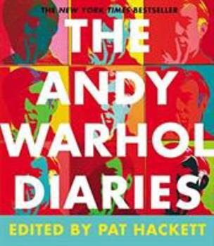 The Andy Warhol Diaries 0446514268 Book Cover