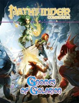 Pathfinder Companion: Gnomes of Golarion - Book  of the Pathfinder Player Companion