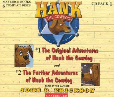 Hank Audio Pack #1: The Original Adventures of Hank the Cowdog, The Further Adventures of Hank the Cowdog - Book  of the Hank the Cowdog