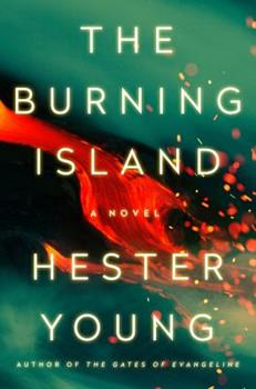 The Burning Island - Book #3 of the Charlie Cates