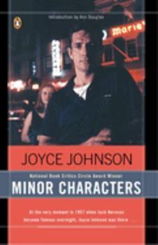 Minor Characters: A Beat Memoir 0671496816 Book Cover