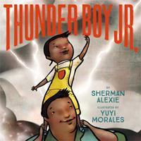 Hardcover Thunder Boy Jr. Book