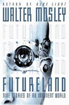 Hardcover Futureland : Nine Stories of an Imminent World Book